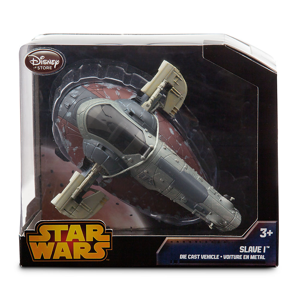 Disney Slave I Die Cast Vehicle