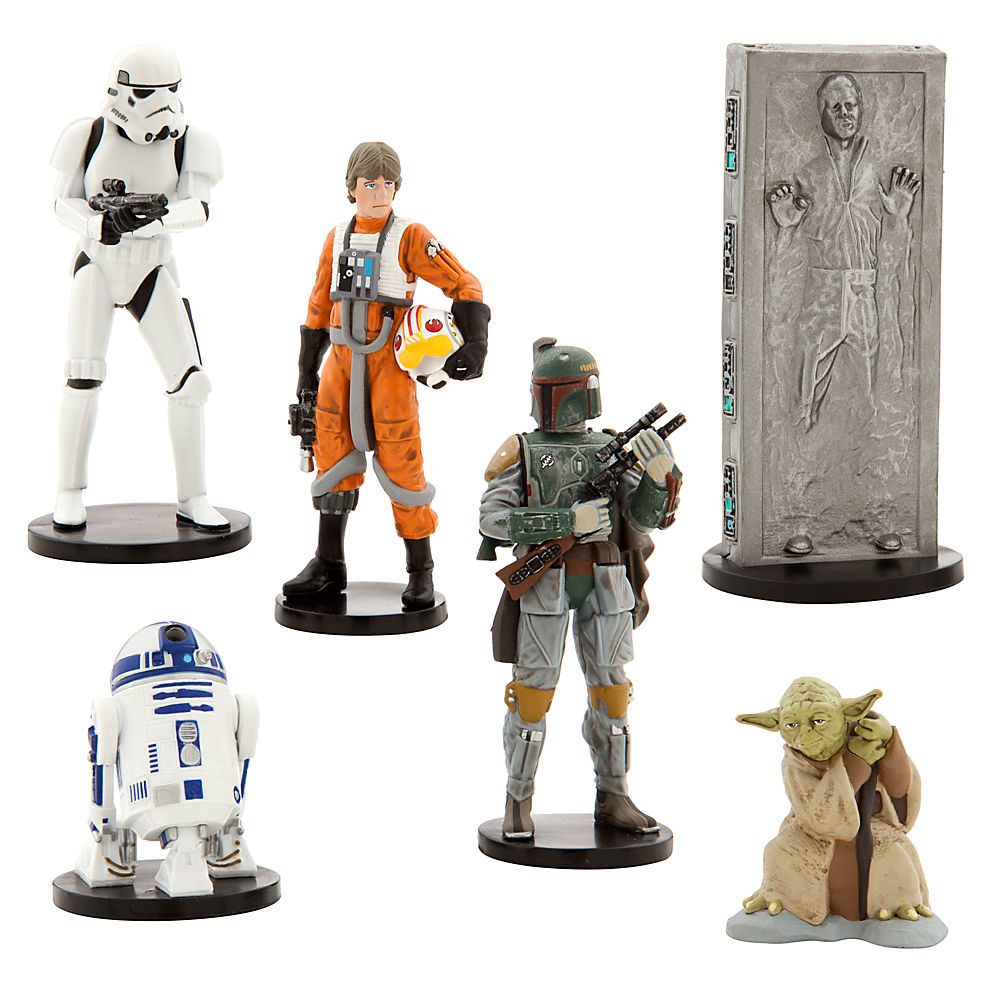 """The Empire Strikes Back"" Figure Play Set (2014)"