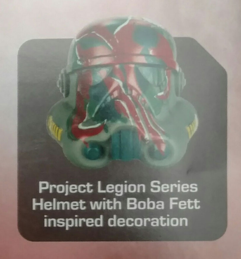 "Disney Store ""Boba Fett Collection,"" Inspired Helmet (May 2016)"