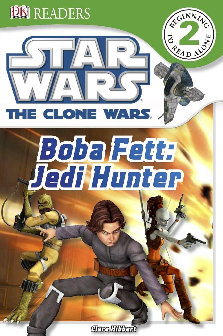 DK Readers: Boba Fett, Jedi Hunter (2011)