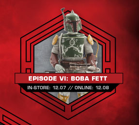 Elite Series Legendary Die Cast Episode VI: Boba Fett (2015) - Boba