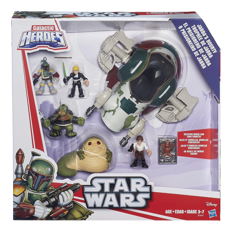 Galactic Heroes Jabba's Bounty (2015)