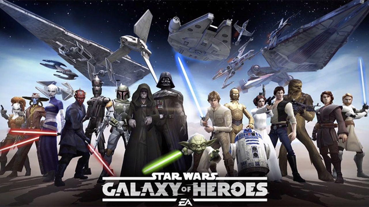 Star Wars: Galaxy of Heroes (2015)