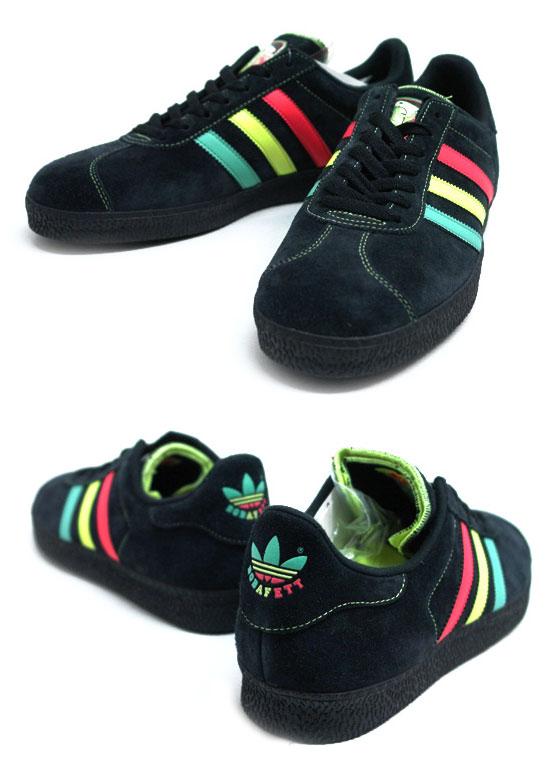 Adidas Gazelle 2 Boba Fett Shoes (2011)