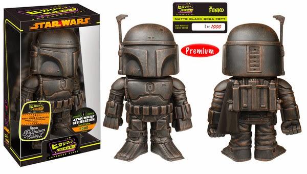 Hikari Matte Black Boba Fett (Star Wars Celebration Anaheim Exclusive) (2015)