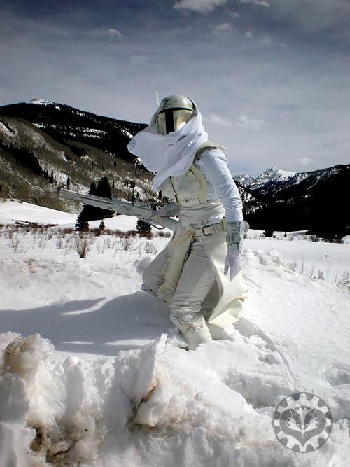 Umi (Snow Mandalorian) by Hydra (Fan Spotlight 11/3/2014)