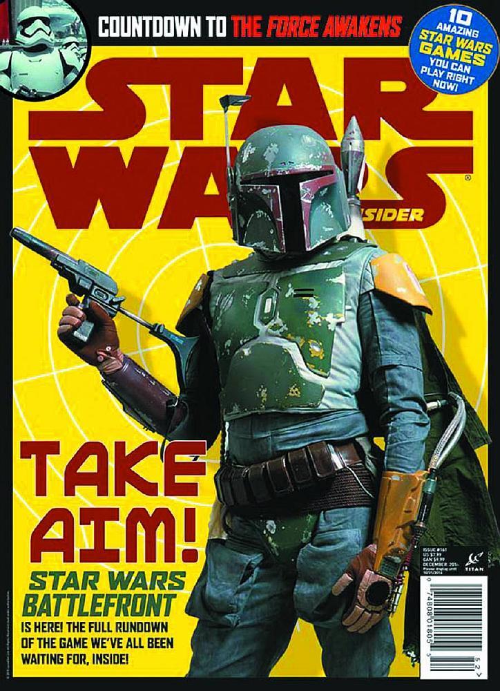 Star Wars Insider #161 (2015)