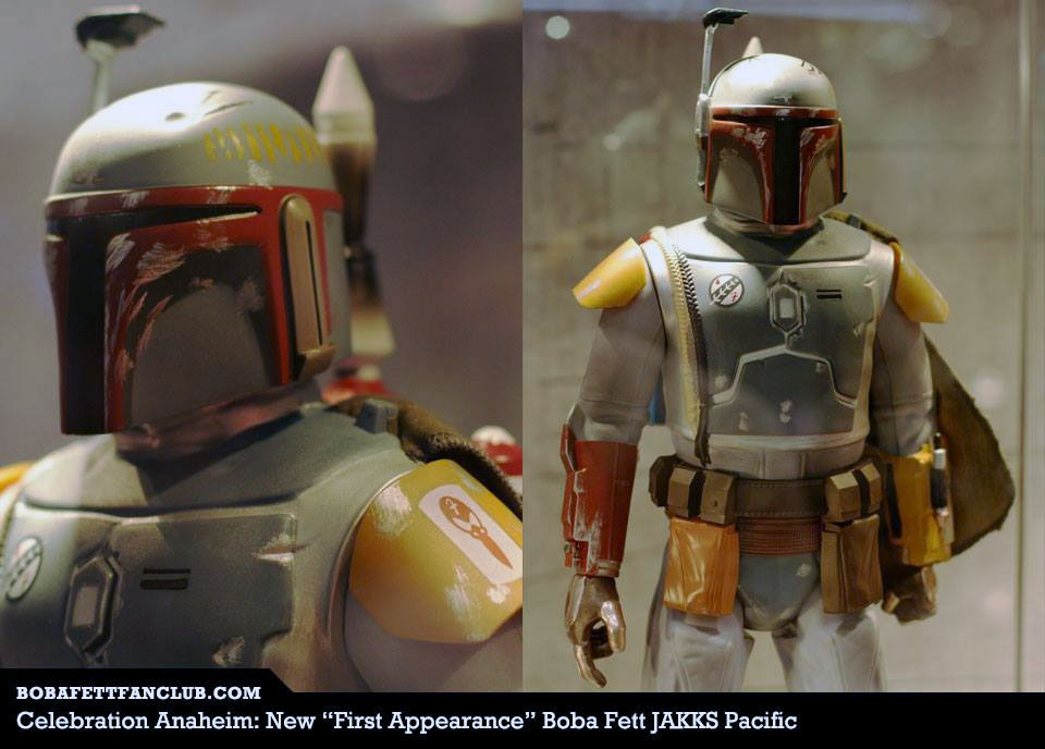 First Appearance Boba Fett (SDCC Exclusive) (2015)