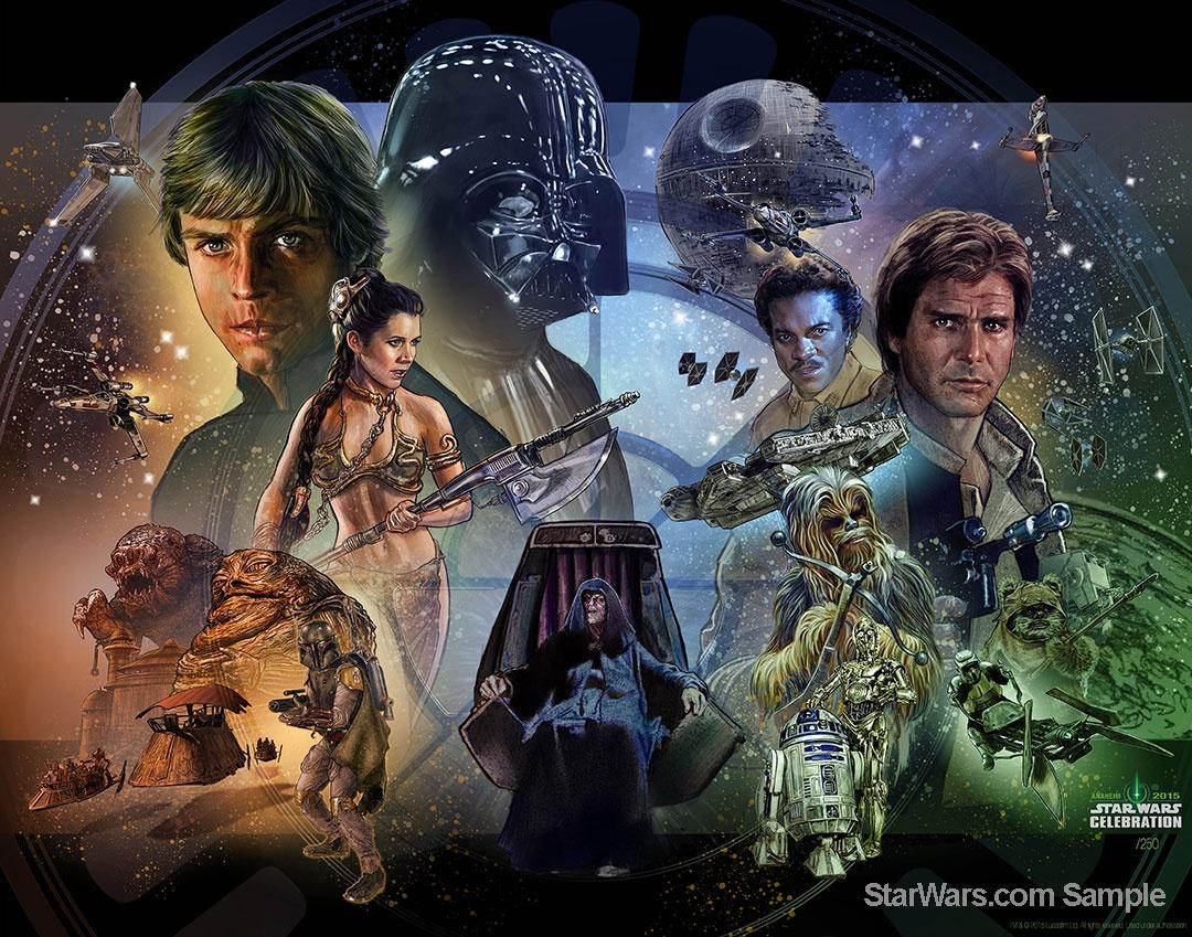 """Return of the Jedi"" by Jason Palmer (2015)"