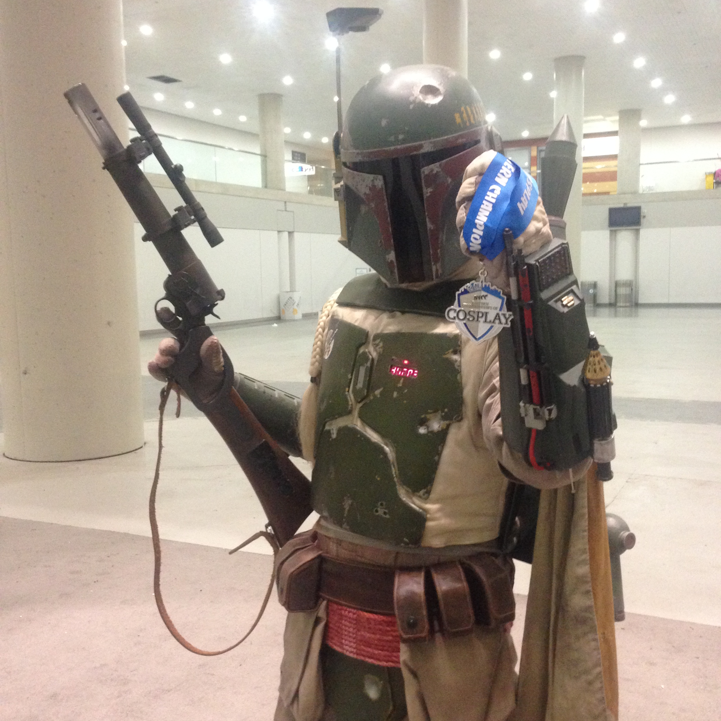JC Fett (Fan Spotlight 12/22/2014)