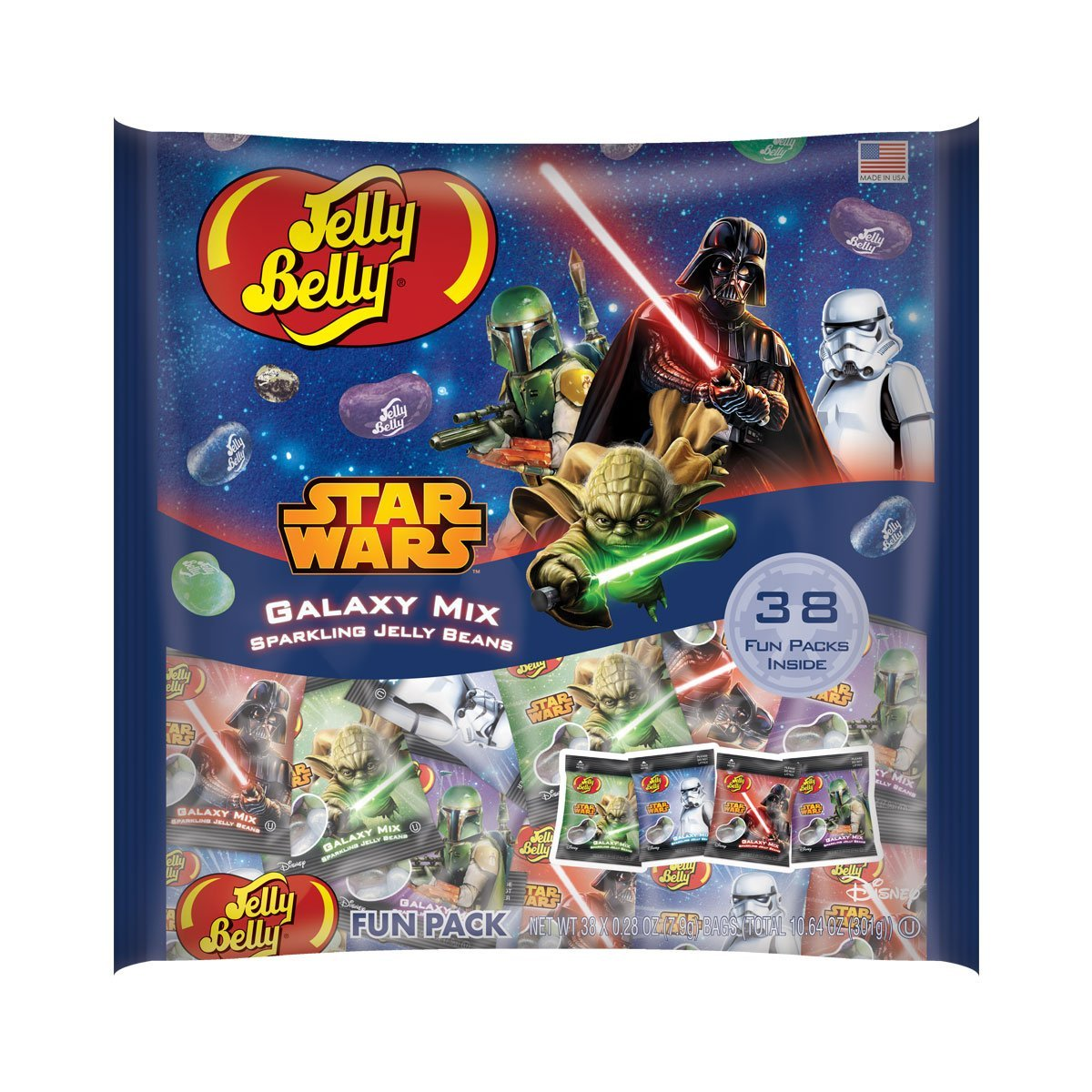 Jelly Belly Star Wars Galaxy Mix (2015)