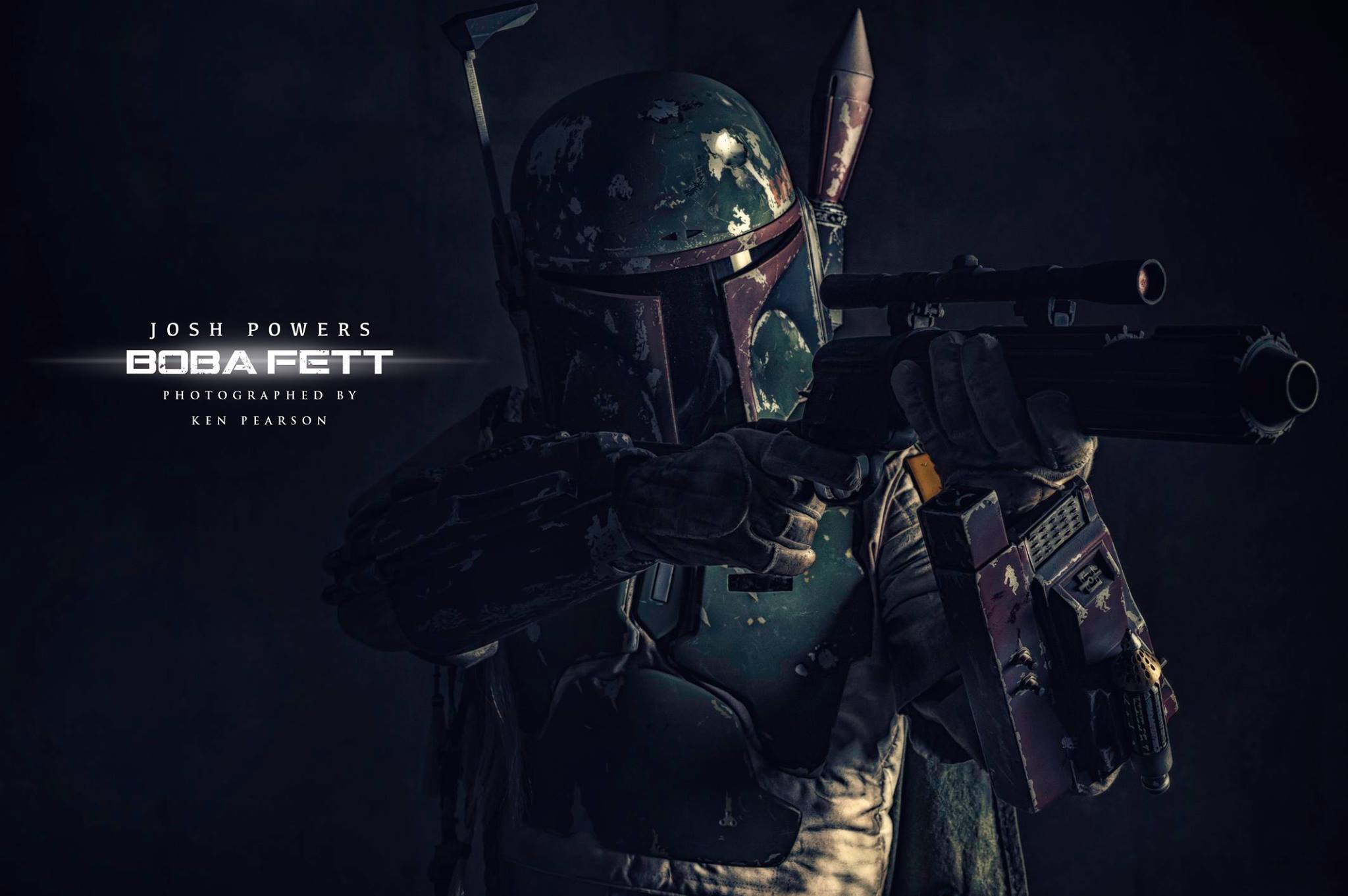 "Josh Powers at ""Pre-Sarlacc"" ROTJ Boba Fett (Fan Spotlight 12/15/2014)"