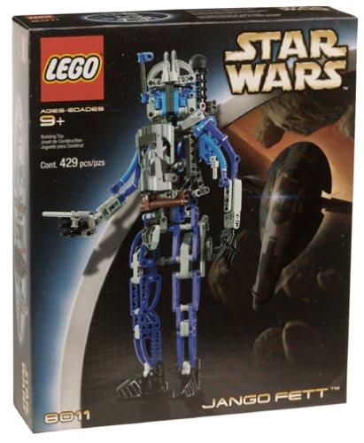 Jango Fett Lego Set Lego Jango Fett Set