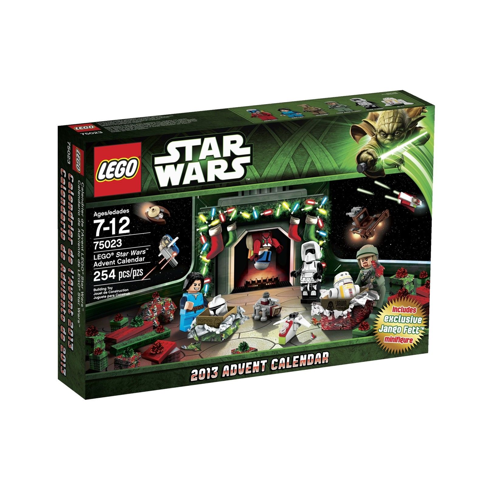 LEGO 2013 Star Wars Advent Calender (75023)