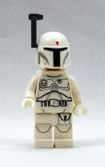 Lego Prototype Boba Fett Minifigure Boba Fett Fan Club