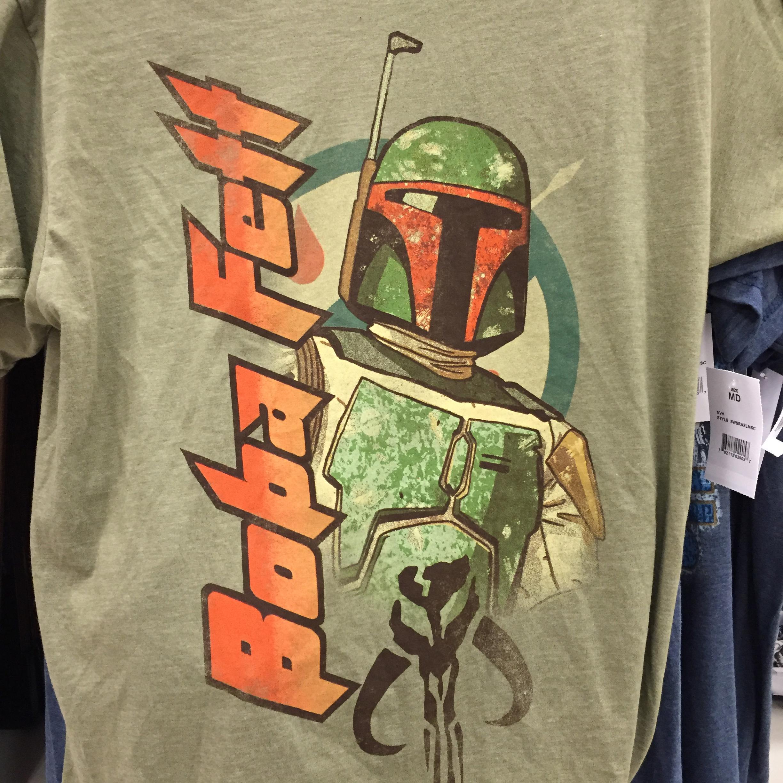 Boba Fett T-Shirt by Mad Engine
