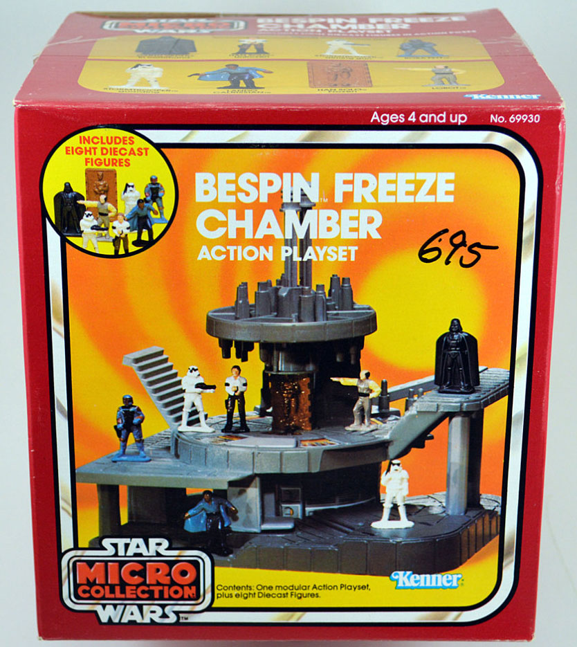 Micro Collection Bespin Freezing Chamber (1982)