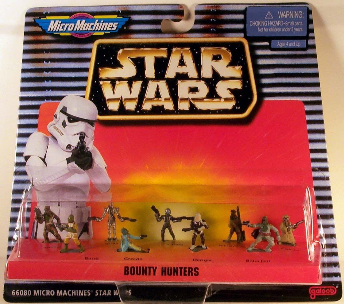 MicroMachines Bounty Hunters (1998)