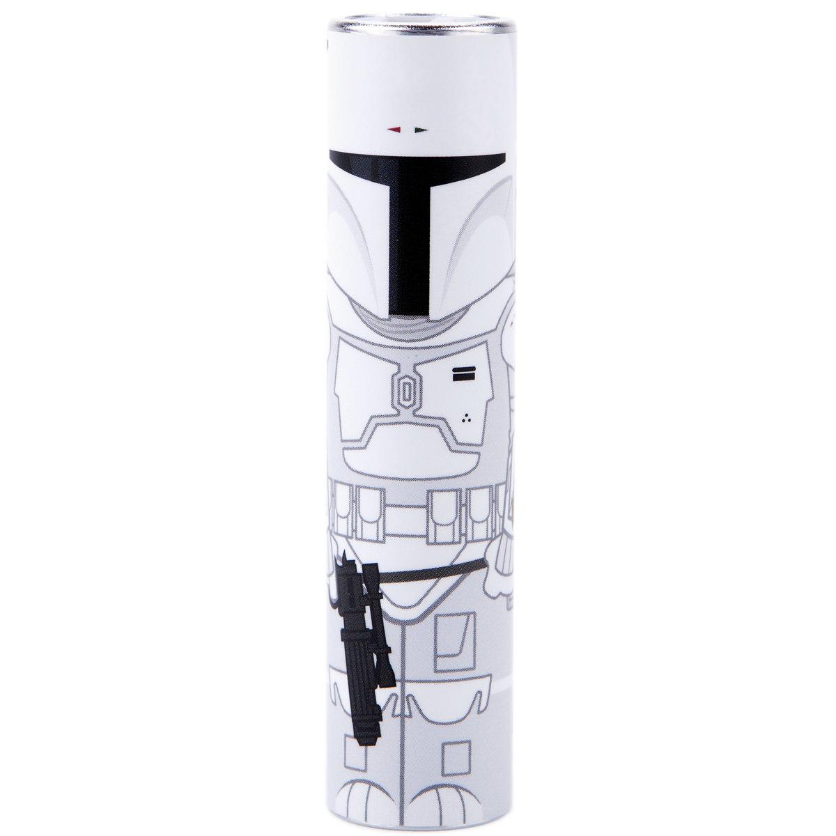 White Boba Fett MimoPowerTube 2600 (2015)