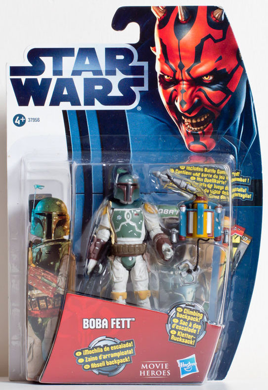 Hasbro Movie Heroes Boba Fett