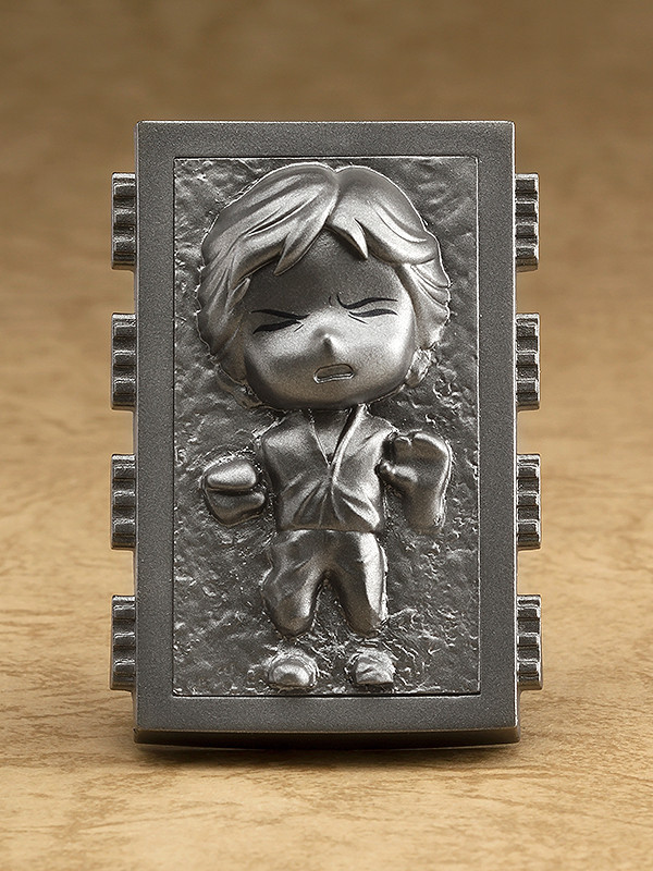 Nendoroid Boba Fett, Han Solo in Carbonite Accessory (2017)