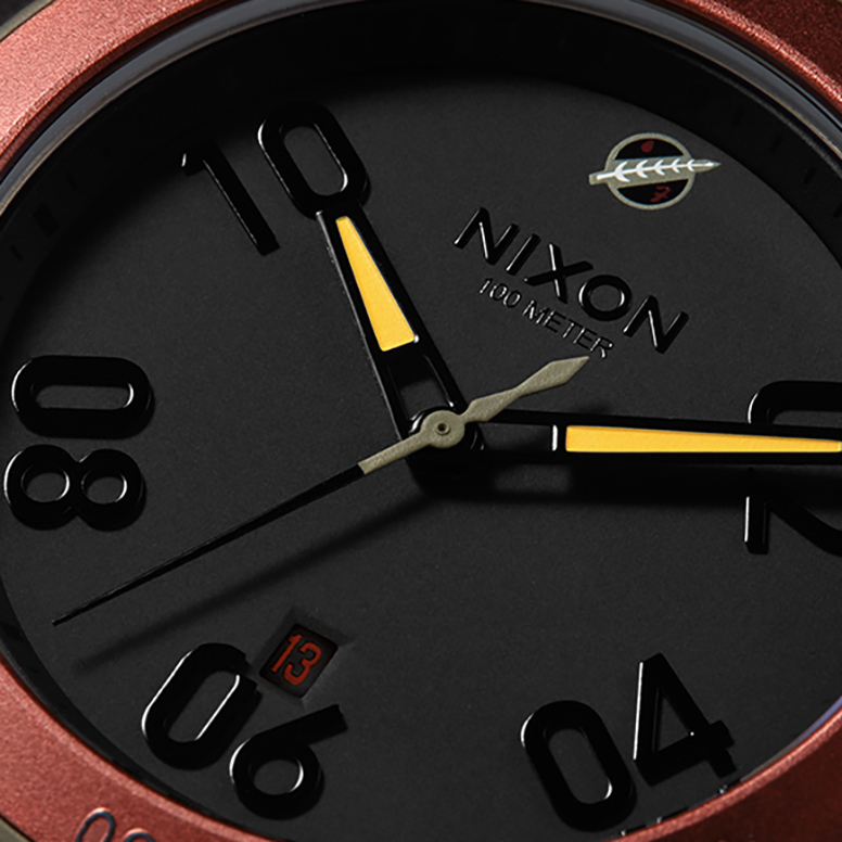 "Nixon Analog Boba Fett Watch (""RANGER SW, 44 MM"")"