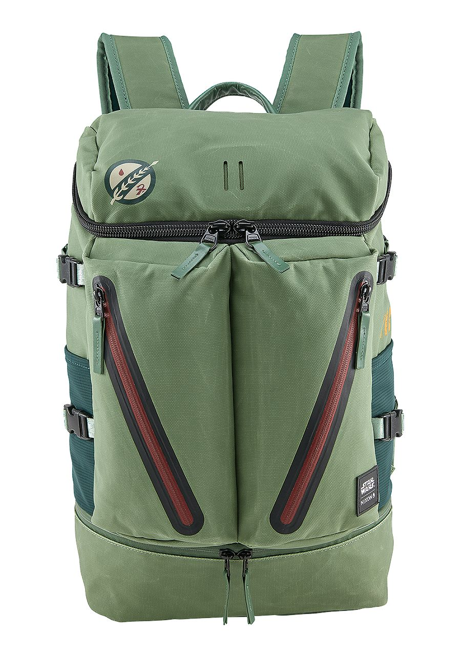 "Nixon Boba Fett Backpack (""A-10"")"