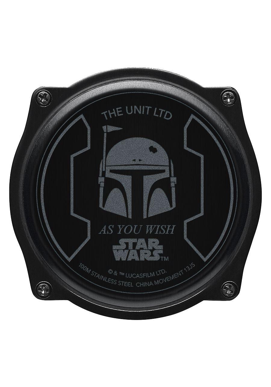 """Nixon Digital Boba Fett Watch (""""UNIT SW, 44MM"""")"""