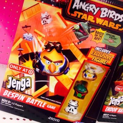 Angry bird star wars jenga : Beauty show calgary