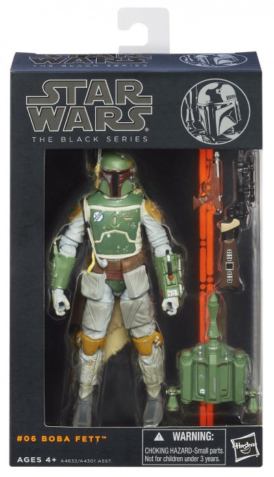 normal black series individual figure Boba Fett Black Series 6 Inch Showing Up In Stores