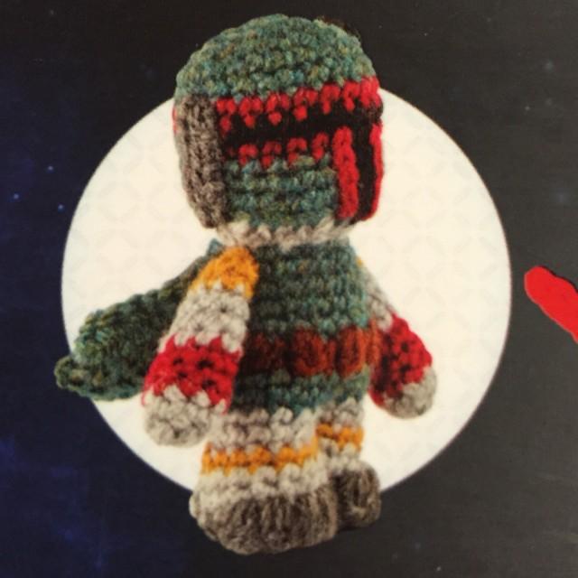 Amigurumi Free Pattern Dinosaur : Star Wars Crochet - Boba Fett Collectibles - Boba Fett Fan ...