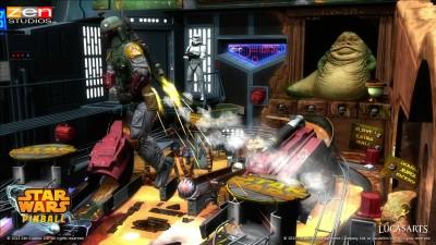 Star Wars Pinball, Boba Fett