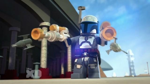 Lego Star Wars Droid Tales Boba Fett Fan Club
