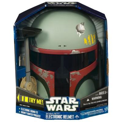 Zoom More Info  sc 1 st  Boba Fett Fan Club & Hasbro Boba Fett Electronic Helmet - Boba Fett Fan Club