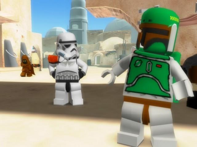Image Boba Fett In Lego Star Wars Ii The Original Trilogy Image