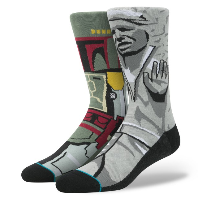 "Stance ""Frozen Bounty"" Boba Fett and Han Solo in Carbonite ..."