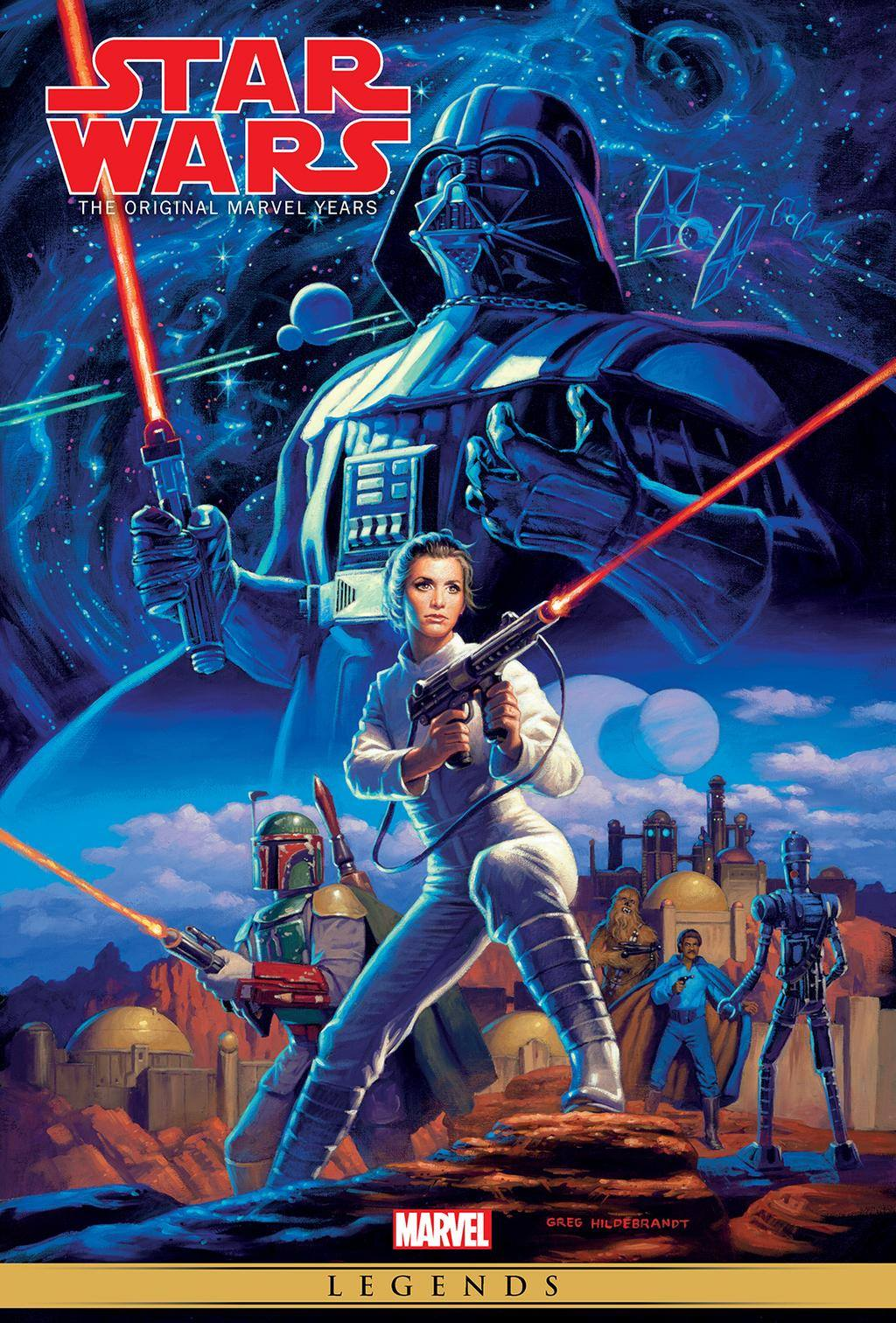 Star Wars: The Original Marvel Years Omnibus Volume 2 (2015)
