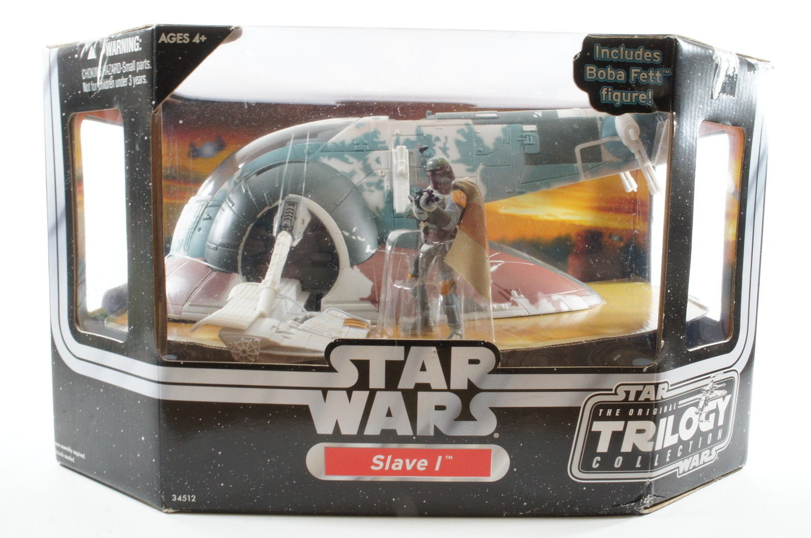 Original Trilogy Collection Slave I (Target Exclusive) (2004)