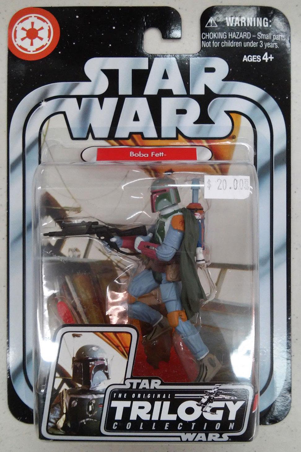 "Original Trilogy Collection #14 Boba Fett (""Jedi"") (2004)"
