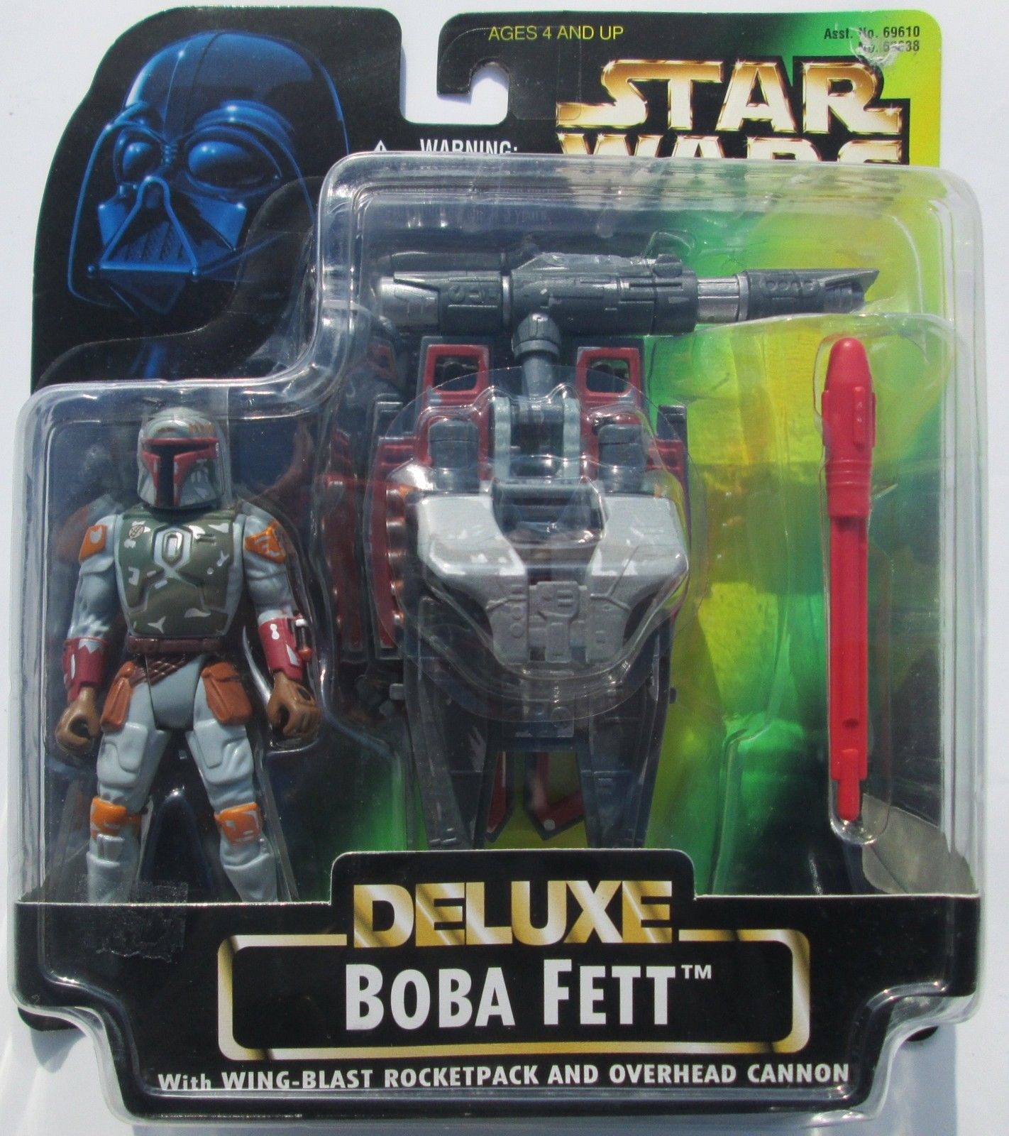 POTF2 Deluxe Boba Fett (1996)