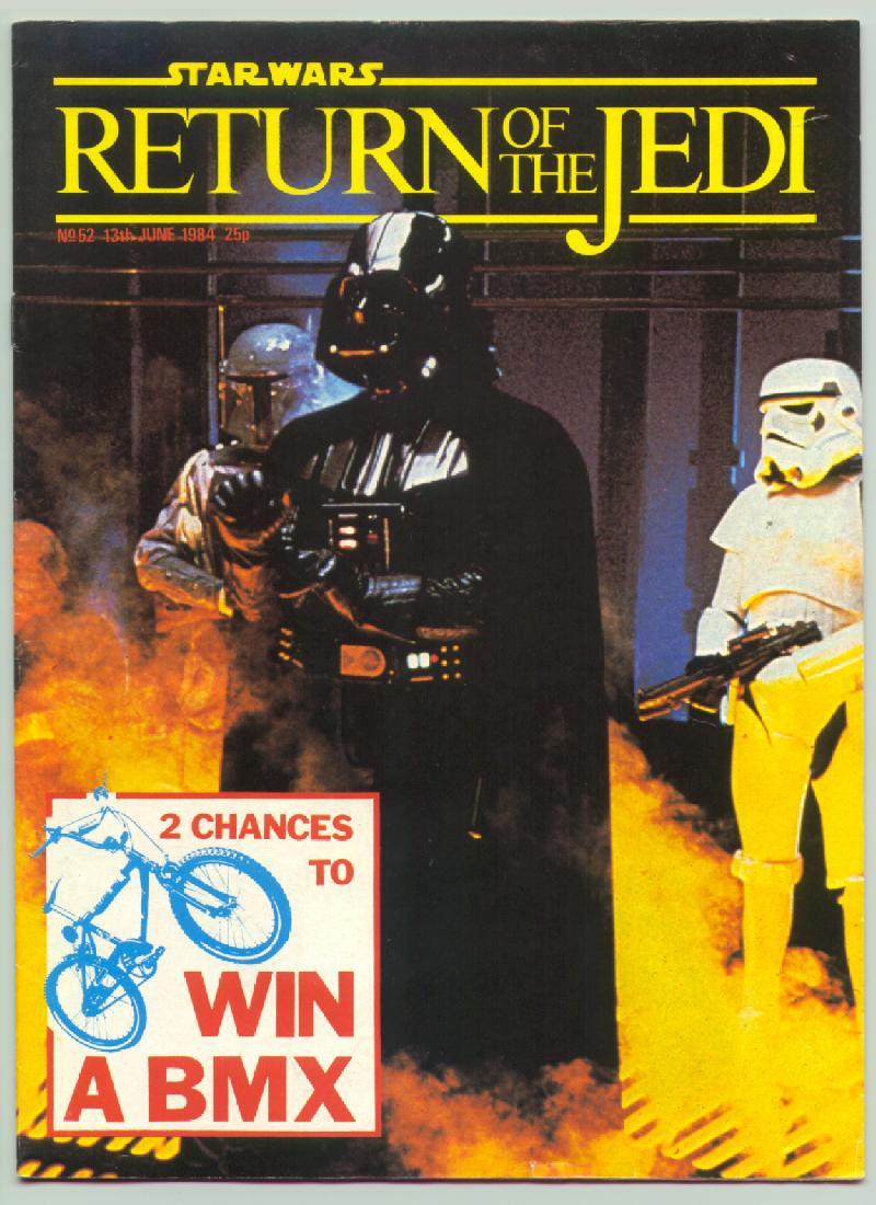 Return of the Jedi Weekly #52 (UK) (1984)