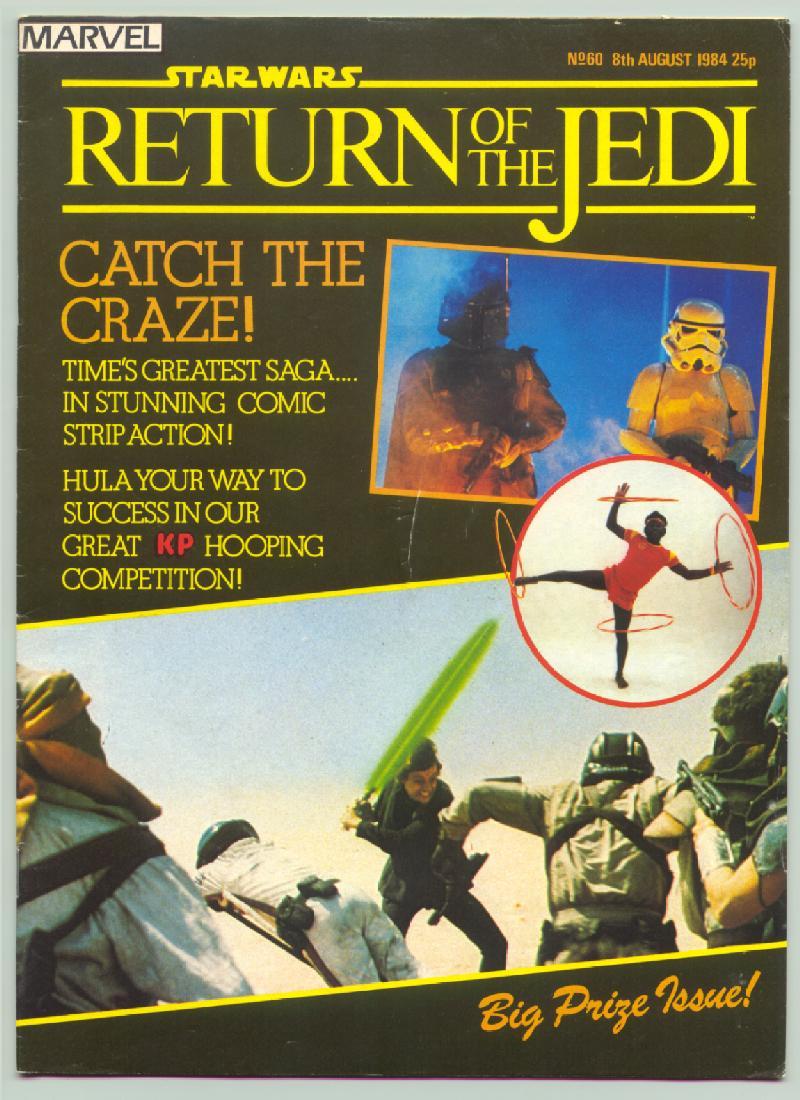 Return of the Jedi Weekly #60 (UK) (1984)