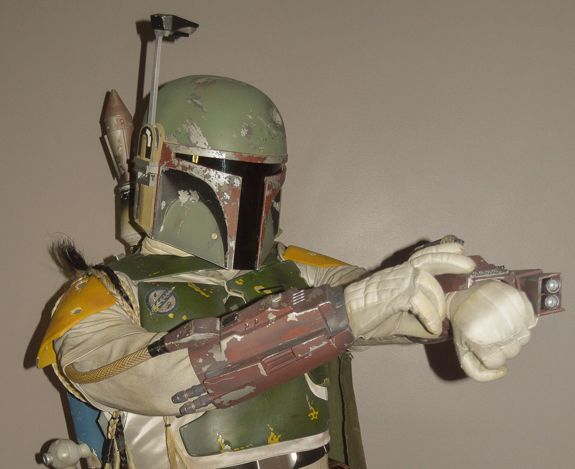 Rick Ponte as ROTJ:SE Boba Fett (Fan Spotlight 10/24/2014)