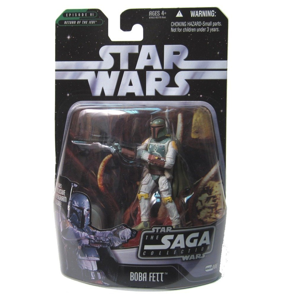 The Saga Collection #006 Boba Fett (2008)