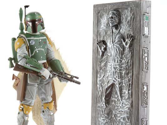 sdcc 2013 boba fett 03 Boba Fett with Carbonite Han is SDCC Exclusive Figure