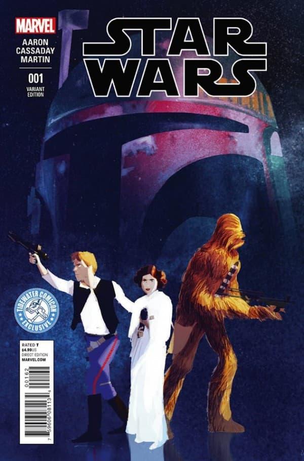 Star Wars #1 (Tidewater Comicon Exclusive) (2015)