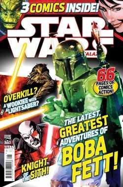 Star Wars Galaxy #6 (U.K.)