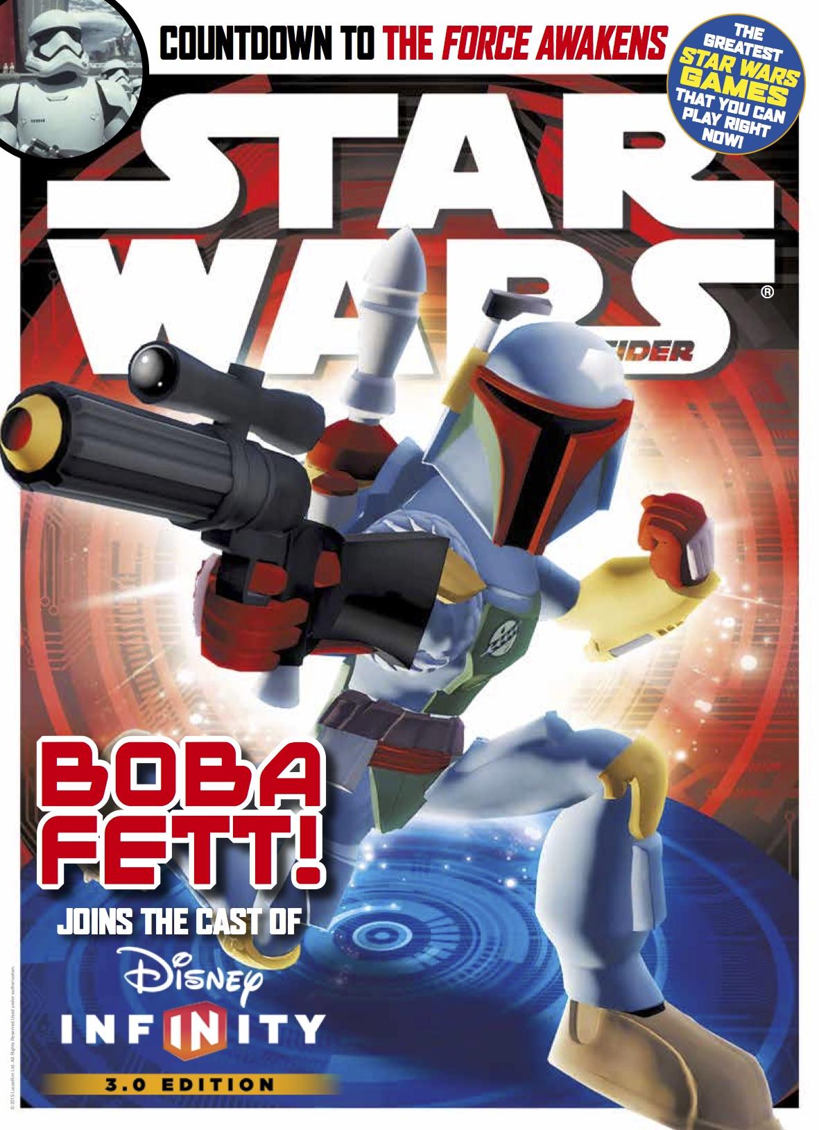 Star Wars Insider #161, Subscriber Edition (2015)