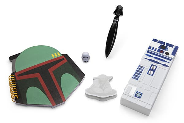 Star Wars Stationary Set (2013)