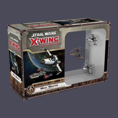 Star Wars: X-Wing - Most Wanted (2014)